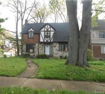 Residential for sale in 17610 WARRINGTON Drive, Detroit, MI, 48221