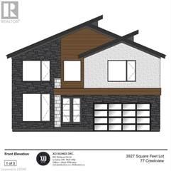 Single Family for sale in 2579 BRIDGEHAVEN DRIVE 77 LOT, London, Ontario, N6G0C4