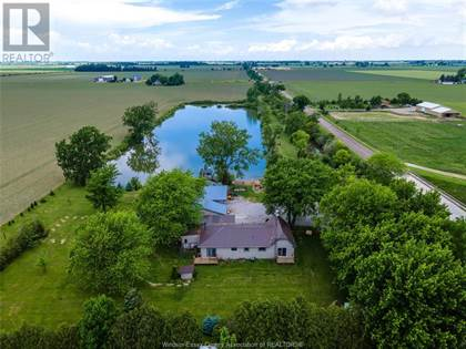 Single Family for sale in 22728 DRAKE ROAD, Chatham - Kent, Ontario