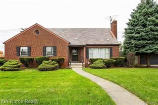 Single Family for sale in 8001 PINEHURST Street, Detroit, MI, 48204
