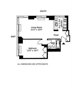 Residential Property for sale in 300 East 85th Street 2001, Manhattan, NY, 10024
