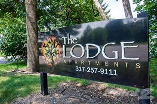 Apartment for rent in The Lodge Apartments, Indianapolis, IN, 46205