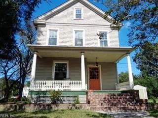 Single Family for sale in 1630 Barron Street Street, Portsmouth, VA, 23704