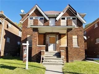 Multi-family Home for sale in 5056 COPLIN Street, Detroit, MI, 48213