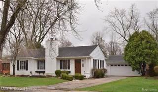 Single Family for rent in 16221 BEECHWOOD Avenue, Beverly Hills, MI, 48025