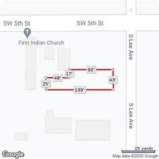 Lots And Land for sale in 607 S Lee Avenue, Oklahoma City, OK, 73109