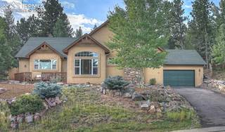 Single Family for sale in 661 Misty Pines Circle, Woodland Park, CO, 80863