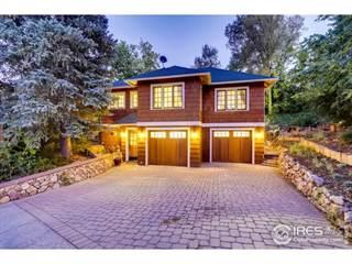 Single Family for sale in 1670 Hillside Rd, Boulder, CO, 80302