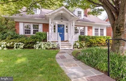 Residential Property for sale in 2121 N TROY STREET, Arlington, VA, 22201