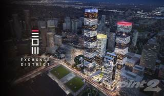 Condo for sale in Exchange District Condos, Mississauga, Ontario