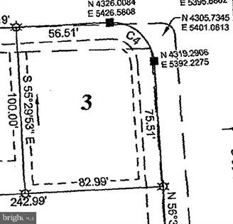 Lots And Land for sale in 7104 ARCADIA CIRCLE, Newark, MD, 21841
