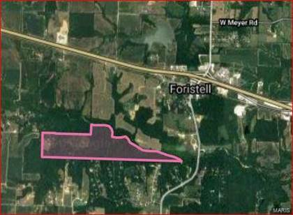 Farm And Agriculture for sale in 0 South Stringtown Rd, 190 +/- Ac., Foristell, MO, 63348