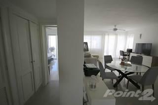 Condominium for sale in Condo 3BR with ocean view in the residence with private beach Ocean Club Playa Turquesa, Bavaro, La Altagracia