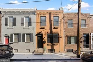 Townhouse for sale in 1021 MERCY STREET, Philadelphia, PA, 19148