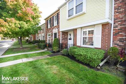 Residential Property for sale in 1248 Woodbridge, St. Clair Shores, MI, 48080