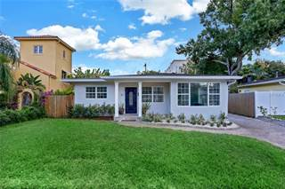 Single Family for sale in 55 ALBEMARLE AVENUE, Tampa, FL, 33606