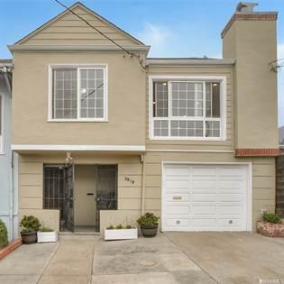 Residential Property for sale in 2818 Yorba Street, San Francisco, CA, 94116