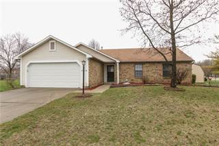 Single Family for sale in 7470 COBBLESTONE WEST, Indianapolis, IN, 46236