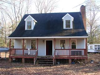 Single Family for sale in 4444 Courtland Road, Disputanta, VA, 23842
