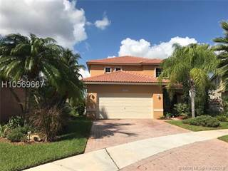 Residential Property for sale in 20542 SW 2nd St, Pembroke Pines, FL, 33029