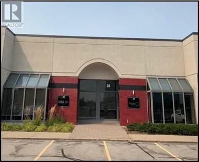 Retail Property for sale in 5160 EXPLORER DR 32, Mississauga, Ontario, L4W4T7