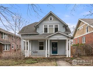 Single Family for sale in 1044 10th St, Boulder, CO, 80302