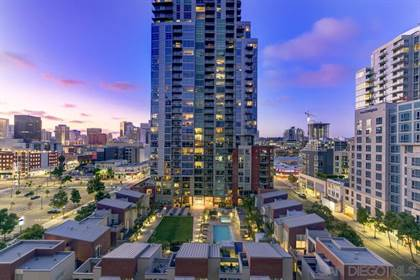 Residential Property for sale in 800 The Mark Ln 410, San Diego, CA, 92101