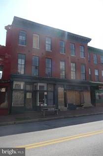 Multifamily for sale in 1527 W BALTIMORE ST, Baltimore City, MD, 21223