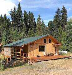 Single Family for sale in 117 Browns Gulch Road, Philipsburg, MT, 59858
