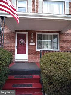 Residential Property for sale in 914 N WOODINGTON ROAD, Baltimore City, MD, 21229