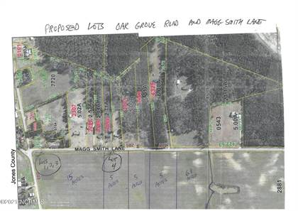 Lots And Land for sale in Lot 4 Magg Smith Lane, Pollocksville, NC, 28573