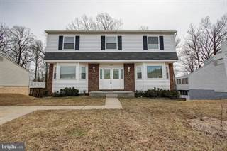 Single Family for sale in 4348 MARY RIDGE DRIVE, Randallstown, MD, 21133