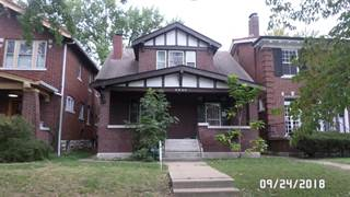 Single Family for sale in 5946 Waterman Boulevard, Saint Louis, MO, 63112
