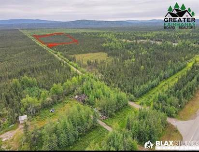 Lots And Land for sale in NHN AICUZ AVENUE, Salcha, AK, 99714
