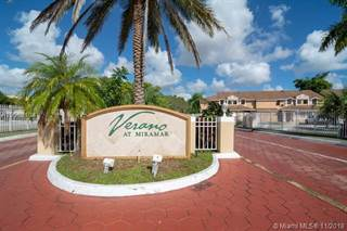 Condo for sale in 2250 SW 81st Ave 2250, Miramar, FL, 33025