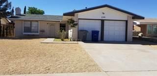Residential Property for sale in 2359 ROBERT WYNN Street, El Paso, TX, 79936