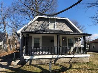 Single Family for sale in 2441 Stuart Street, Indianapolis, IN, 46218
