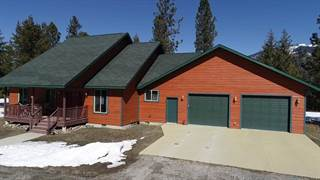 Single Family for sale in 18 Antler Court, Thompson Falls, MT, 59873