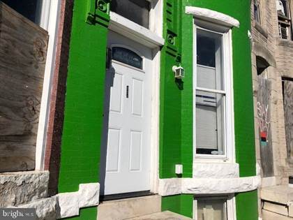 Residential for sale in 2034 N FULTON AVENUE, Baltimore City, MD, 21217