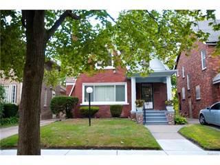 Single Family for sale in 16529 PARKSIDE Street, Detroit, MI, 48221