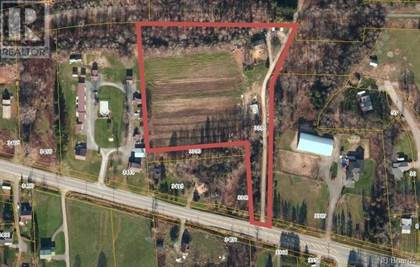 Agriculture for sale in 3385 Woodstock Road, Fredericton, New Brunswick, E3E1A5