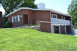 Single Family for sale in 69 12TH ST, Wheatland, WY, 82201