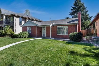 Residential en venta en 1020 S Jackson Street, Denver, CO, 80209
