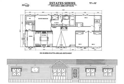 Residential Property for sale in 1526 Anding Circle, Brookhaven, MS, 39601