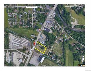 Land for sale in 14760 TELEGRAPH Road, Greater Woodland Beach, MI, 48134