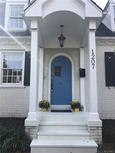 Residential for sale in 1207  Stanhope Ave, Richmond, VA, 23227