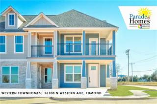 Townhouse for rent in 16116 N WESTERN Avenue 26, Oklahoma City, OK, 73013