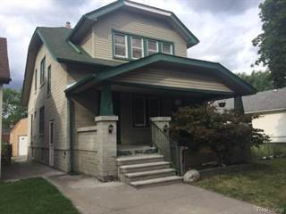 Townhouse for sale in 1532 EUCLID Street, Lincoln Park, MI, 48146