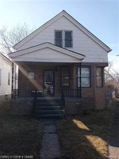 Residential Property for sale in 6220 EVALINE ST, Detroit, MI, 48211