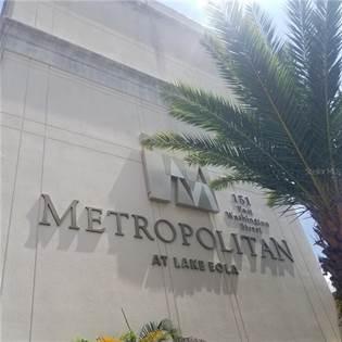 Residential Property for sale in 151 E WASHINGTON STREET 605, Orlando, FL, 32801